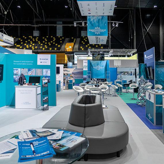 VIP-lounger med komfort og design